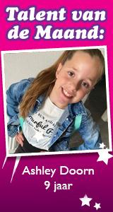 Ashley Doorn 9 jaar